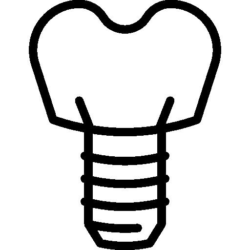 Implantológia, fogpótlás