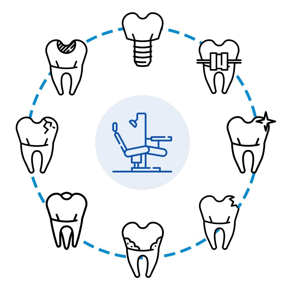 Mindennemű fogászati szolgáltatás DaviDent